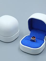 Недорогие -Круглый Упаковка ювелирных изделий - Синий 4 cm 7.5 cm 5.5 cm / Жен.