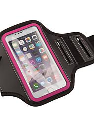 cheap -Armband for Running Leisure Sports Cycling / Bike Traveling Sports Bag Multifunctional Waterproof Rain Waterproof Plastic Canvas Running Bag / iPhone X / iPhone XS Max / iPhone XS / iPhone XR