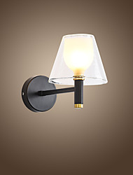 cheap -Ecolight™ Vintage / Country Wall Lamps & Sconces Living Room / Office Metal Wall Light IP20 110-120V / 220-240V