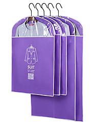 cheap -Plastic Closet Organizers Rectangle Creative / Adorable Home Organization Storage 1pc