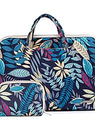 Недорогие -1шт красочные лист простой портативный вкладыш мешок / 11,6 / 13,3 / 15,6 дюймов / сумка для ноутбука apple macbook