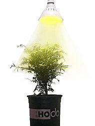 cheap -Grow Light LED Plant Growing Light 8 W 230 lm 290 LED Beads Easy Install For Greenhouse Hydroponic Growing Light Fixture 85-265 V