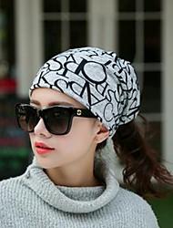 cheap -Women's Floppy Hat Acrylic Basic - Floral All Seasons Black Light gray
