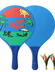 cheap -Ping Pang / Table Tennis Rackets Wood / Plastic 2 * Paddle / 1 * Birdy - Portable Sports