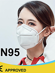 cheap -20 pcs KN95 CE EN149:2001 Standard Mask Breathing Mask Respirator CE Certification Disposable Protective White / Filtration Efficiency (PFE) of >95%