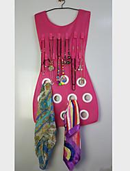 Недорогие -Чехлы для бижутерии / Упаковка ювелирных изделий - Черный, Розовый 80 cm 40 cm 80 cm / Жен.