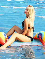 cheap -Inflatable Pool Float Inflatable Pool Water Hammock Drifter Pool Hammock Outdoor Portable PVC(PolyVinyl Chloride) Summer Pool 1 pcs Unisex Adults'