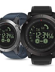 Недорогие -Zeblaze VIBE3 Универсальные Смарт Часы Android iOS Bluetooth Водонепроницаемый GPS Пульсомер Измерение кровяного давления Израсходовано калорий ЭКГ + PPG
