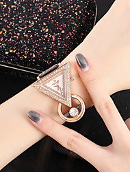 cheap -Women's Bracelet Watch Quartz Watches Analog Quartz Stylish Fashion Casual Watch / One Year / PU Leather