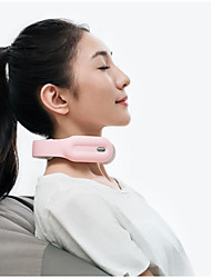 cheap -Intelligent Neck Massager Wireless Electric Neck Massager Travel Neck Massage Equipment with Heating Vibration Impulse Function Use at Home Car Office and Travel Multi-mode Select