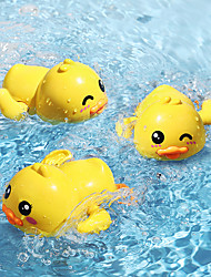 cheap -Bath Toy Water Scoop Toy Water Pool Bathtub Toy Duck Plastic Cute Wind Up Swimming Swimming Pool Bathtime Bathroom Summer for Toddlers, Bathtime Gift for Kids & Infants / Kid's