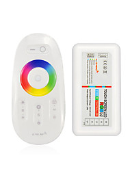 cheap -Touch Led Controller 2.4G Wireless RF Remote Control Color RGBW Module Lamp With Dimmer 18A  12-24 V  Remote Controlled / Bulb Accessory / 5050  2835 Strip Light Accessory  / For LED Strip Light  1pc