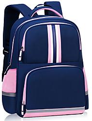 cheap -Large Capacity School Bag Boys' Oxford Cloth School Red / Girls' / Fall & Winter