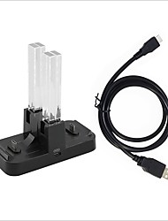 cheap -Charger Kits For Nintendo Switch / Nintendo Switch Lite Creative Charger Kits ABS 1 pcs unit Type-C