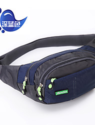 cheap -Running Belt Fanny Pack Waist Bag / Waist pack 10 L for Camping / Hiking Climbing Leisure Sports Sports Bag Multifunctional Breathable Rain Waterproof Running Bag