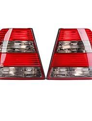 cheap -Pair Car Rear Tail Light Brake Lamp Red 401341673737 for VW Jetta/Bora MK4 Sedan