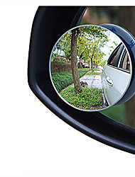 cheap -Small Ampper upgrade blind spot mirror 2 pieces round
