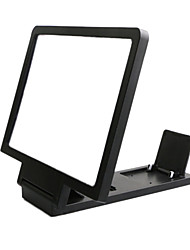 cheap -3D HD Curved screen Magnifier Holder Stand For Mobile Phone Video Amplifier Enlarged Expander Screen Stand Desk Holder