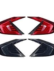 cheap -LITBest Car Light Bulbs LED Tail Lights For Honda Avenger