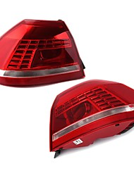cheap -Car Rear Left/Right Halogen Lamp Tail Brake Light for Volkswagen Passat 2012-2015