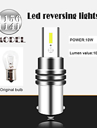 Недорогие -2шт T15 / T20 / 1156 супер яркий автомобиль лампочки 20 Вт встроенный светодиодный 2000 лм светодиодные противотуманные фары безвентиляторный фар