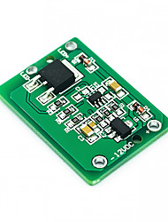 cheap -12v Capacitance Touch Switch Button Module Click Latch Can Take Relay TTP223 Module