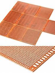 cheap -10PCS 7CM x 9CM DIY Prototype Paper PCB Circuit Board Universal Breadboard