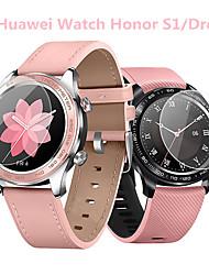 Недорогие -5 шт протектор экрана для huawei watch honor s1 / мечта закаленное стекло прозрачное высокое разрешение (hd) царапинам / твердость 9 ч