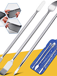 cheap -3pcs Universal Mobile Phone Repair Opening Tool Metal Disassemble Crowbar Metal Steel Pry Phone Hand Tool Set