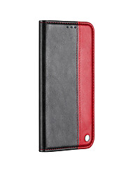 cheap -Case For Nokia Nokia 6 / Nokia 5 / Nokia 3 Flip / Magnetic Full Body Cases Lines / Waves PU Leather