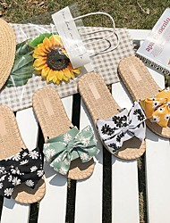 cheap -2020 New In Women's Platform Espadrilles  Sandals Women's Indoor Slippers