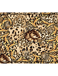 cheap -Blooming Print High Quality Memory Foam Bathroom Carpet and Door Mat Non-slip Absorbent Super Comfortable Flannel Bathroom Carpet Bed Rug