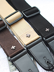 cheap -Guitar Straps Cotton Bass Adjustable Length The longest 1.6m for Acoustic and Electric Guitars Musical Instrument Accessories 160*5 cm