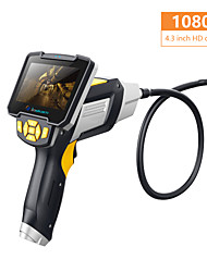 cheap -8 mm lens Industrial Endoscope 1 cm Working length Handheld