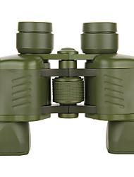 cheap -50 X 50 mm Binoculars Lenses Waterproof Night Vision in Low Light High Definition Portable 56/1000 m Fully Multi-coated Camping / Hiking Hunting Fishing Rubber Metal / Bird watching