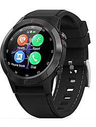Недорогие -M4 Smart Watch Поддержка Sim&Усилитель Bluetooth телефонный звонок GPS SmartWatch телефон мужчины женщины IP65 водонепроницаемый часы монитор сердечного ритма