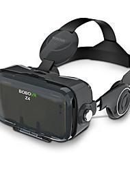 Недорогие -z4 vr box 3d очки виртуальная реальность мини гугл картон шлем vr очки гарнитуры bobo vr для 4-6 дюймов мобильного телефона