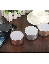 cheap -A10 Portable Wireless Bluetooth Speaker Small Steel Gun Mobile SIM Card Speaker Aluminum Alloy Card
