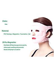 billige -Ansigtsrensning for Ansigt Nem at Bruge <5 V Behandling af sorte render under øjnene / Anti-Rynke / Gør ansigt tyndere