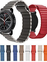 abordables -Nylon Bracelet de Montre  Sangle pour Gear S3 Classic 24cm / 9 pouces 2.2cm / 0.9 Pouces