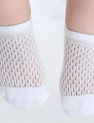 cheap -Infant Girls' Solid Colored Leg Warmers White S / M / L