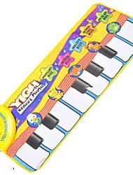 Недорогие -Музыкальная Игрушка Клавиатура Игрушка Музыка обожаемый Образование Мальчики и девочки Дети Игрушки Подарок 1 pcs
