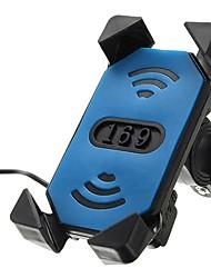 Недорогие -12v 3.5-6.0 дюймов телефон gps usb аккумуляторная держатель для электромобиля мотоцикл велосипед скутер