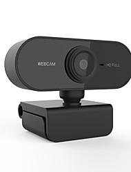 Недорогие -PC01 HD 720p веб-камера мини компьютер ПК вебкамера анти-подглядывание вращающаяся камера для прямой трансляции видео-работы конференции