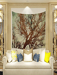 cheap -Vegas Theme / Classic Theme Wall Decor Special Material Classic / Modern Wall Art, Wall Tapestries Decoration
