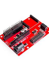 Недорогие -Беспроводная плата расширения сенсорного экрана для Arduino Nano 328P