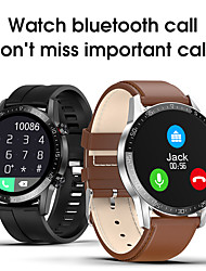 cheap -L13 Smart Watch Men IP68 Waterproof ECG PPG Bluetooth Call Blood Pressure Heart Rate Fitness Tracker sports Smartwatch Compatible IOS/Android Phones