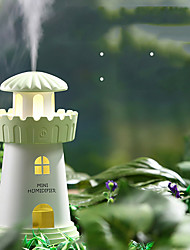 Недорогие -Увлажнитель воздуха usb башни 1pc / увлажнитель воздуха usb настольного компьютера бытовой техники