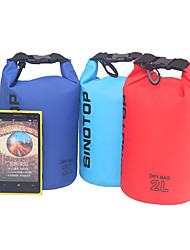 cheap -2 L Waterproof Dry Bag Lightweight Floating Roll Top Sack Keeps Gear Dry for Swimming Surfing Water Sports