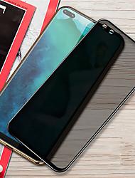 Недорогие -Защитная пленка для экрана конфиденциальности для Huawei Honor V30 / V30 Pro Анти-шпион закаленное стекло Защитная пленка для экрана высокой четкости (HD) / твердость 9ч